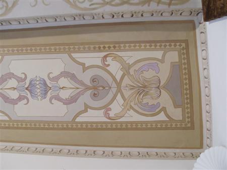 Rosario lupo alcuni esempi di restauri - Decorazioni pittoriche ...